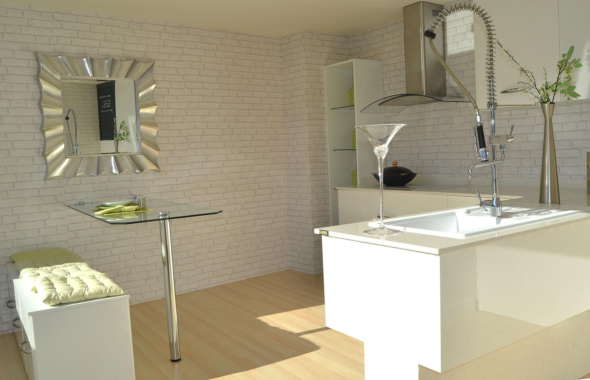 Nuestras cocinas elegantes05 josman hermanos tienda de for Cocinas y banos modernos