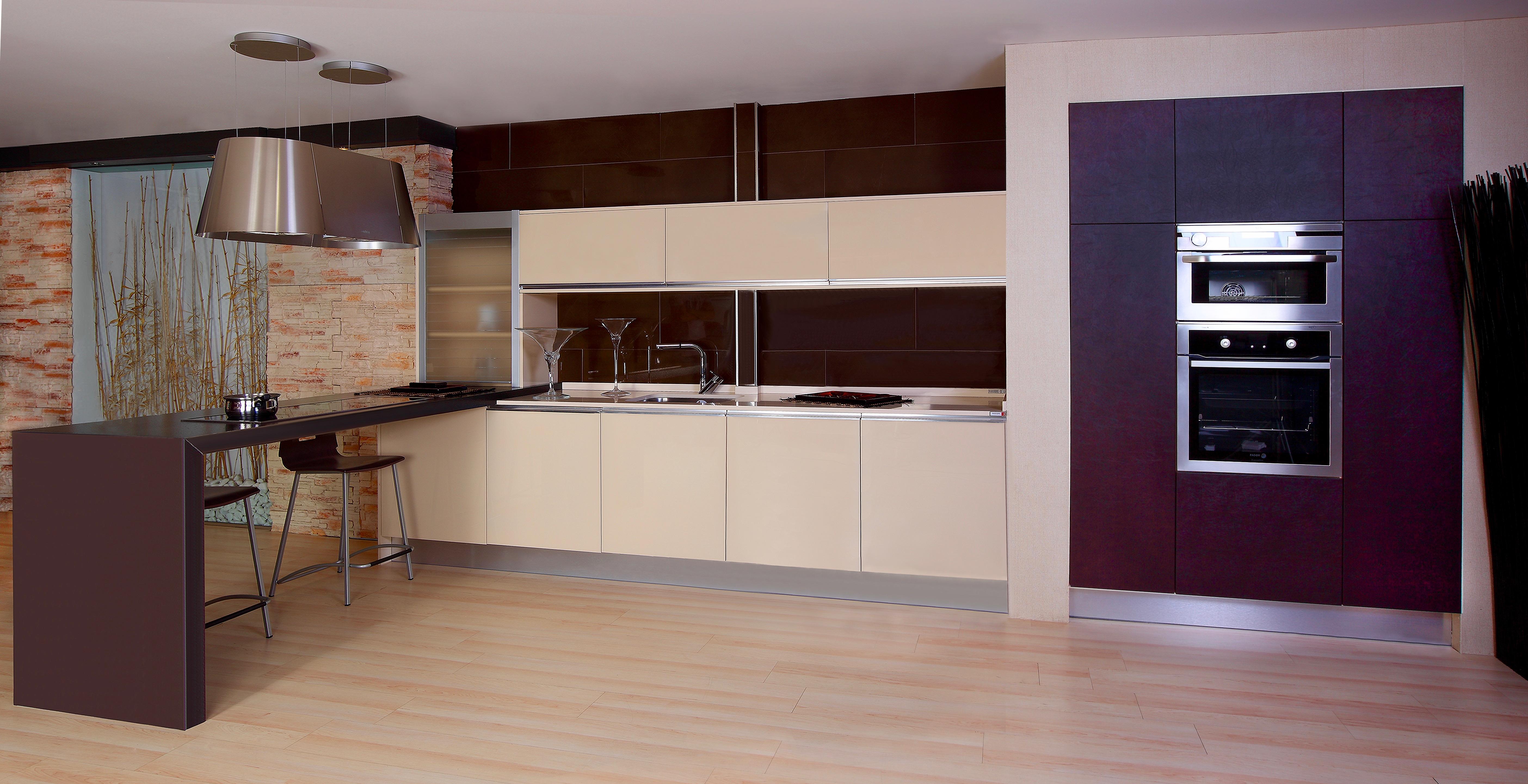 Nuestras cocinas premium00 josman hermanos tienda de for Cocinas santander