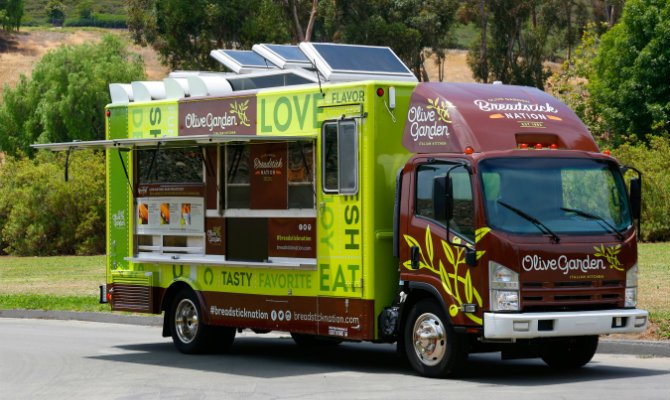 food truck modular