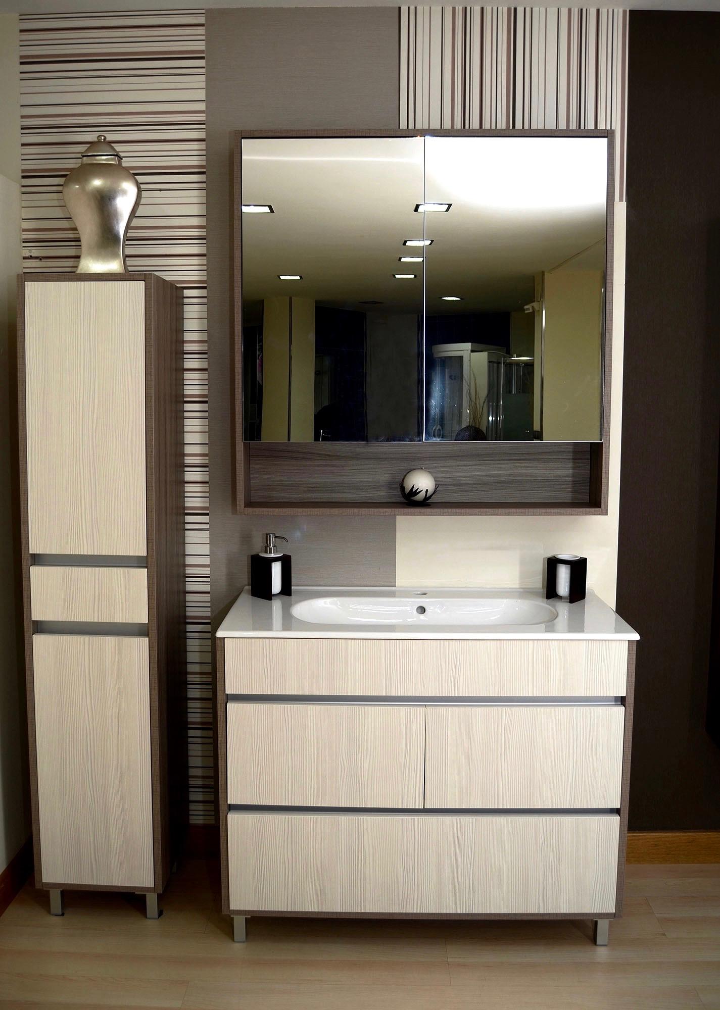 Nuestros ba os elegantes00 josman hermanos tienda de for Muebles para bano modernos y economicos
