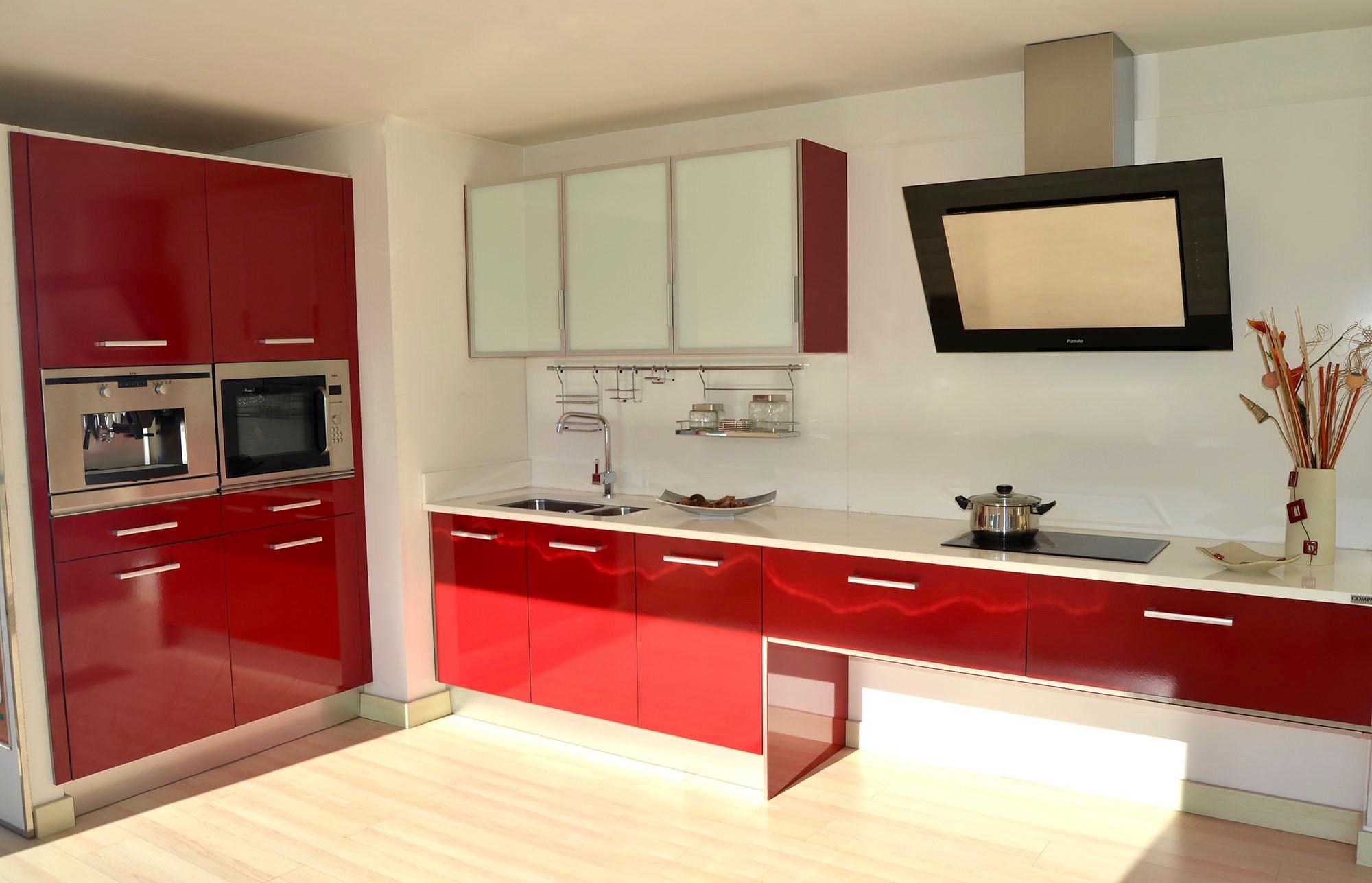 Nuestras cocinas elegantes02 josman hermanos tienda de for Cocinas y banos modernos