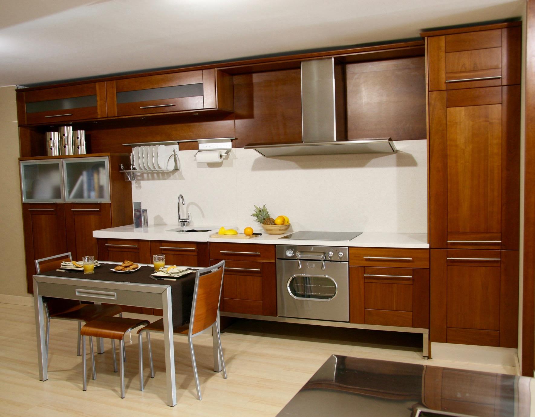 Nuestras cocinas premium08 josman hermanos tienda de for Cocinas santander